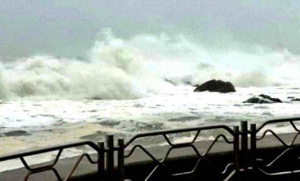 Dopo il Giappone il tifone Haishen raggiunge le coste sudcoreane