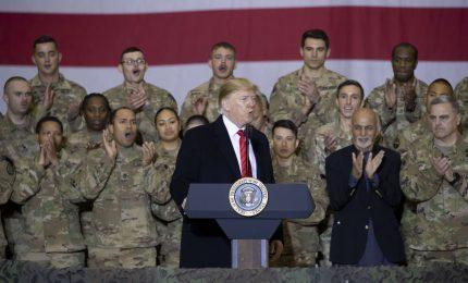 Il disamore di Trump per le forze armate, tra fake news e verità