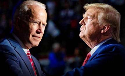 Presidenziali Usa 2020, Trump-Biden al rush finale: stanotte primo dibattito tv