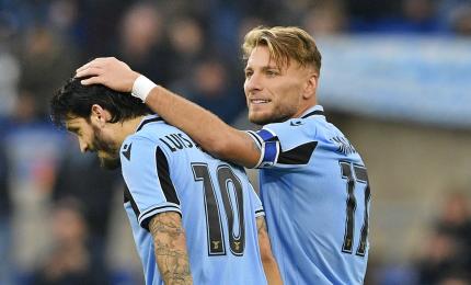 Spezia-Lazio 1-2, risolvono Immobile e Milinkovic-Savic