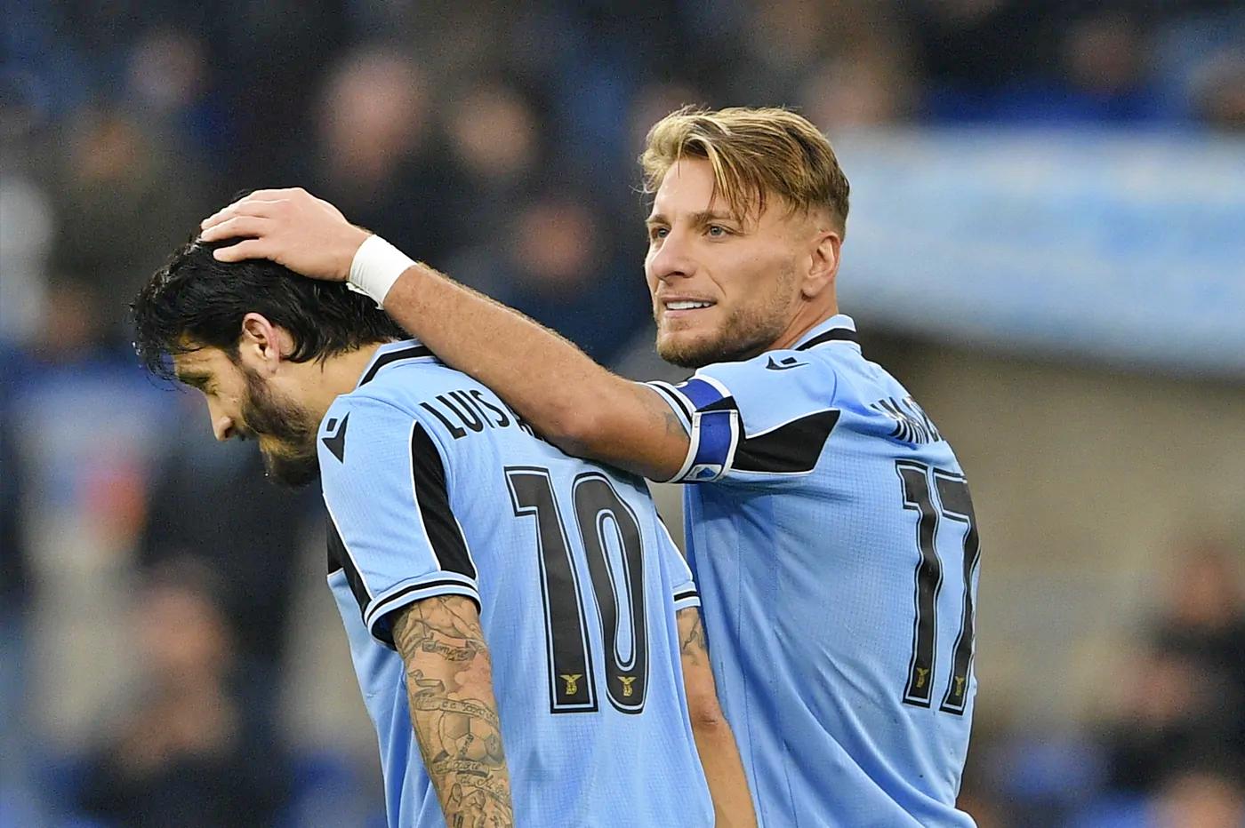 La Lazio affonda il Milan 3-0 e si rilancia per la Champions