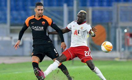 Europa League, La Roma frena con il Cska 0-0 all'Olimpico