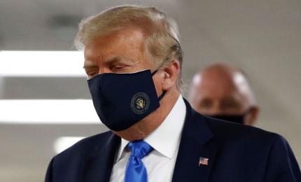 Covid-19, Trump ha lasciato l'ospedale e rientra alla Casa Bianca