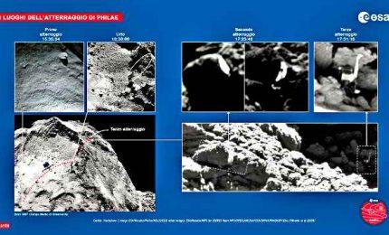 Il ghiaccio della cometa 67P è soffice e vecchio miliardi di anni