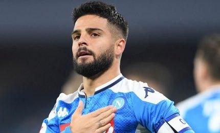 Crotone-Napoli 0-4, partenopei al terzo posto