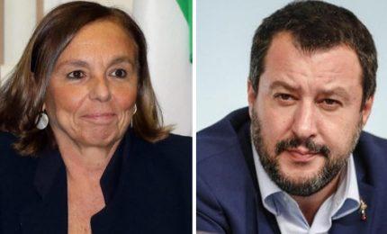 Lamorgese replica a Salvini: è scontro sull'attentatore di Nizza