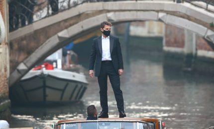 Covid, bloccate a Venezia riprese di Mission Impossible 7 con Tom Cruise