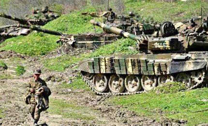 Nagorno Karabakh, Ghazaryan: Italia e Ue, è ora di agire per pace