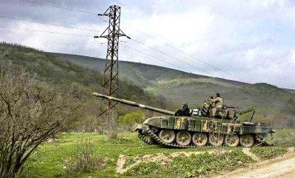 Nagorno-Karabakh, accuse e attacchi missilistici. Il conflitto rischia d'allargarsi