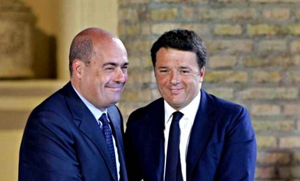 Pd-Renzi in pressing su Conte, lockdown Mes e manovra i focolai