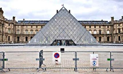 Primo weekend di lockdown a Parigi, deserta ma non troppo