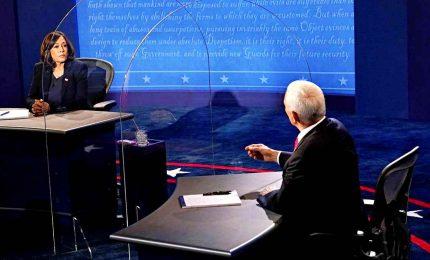 Verso presidenziali Usa 2020, acceso dibattito Pence-Harris su pandemia e razzismo