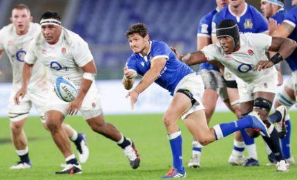 Italia ko al Sei Nazioni, l`Inghilterra vince 34-5 a Roma