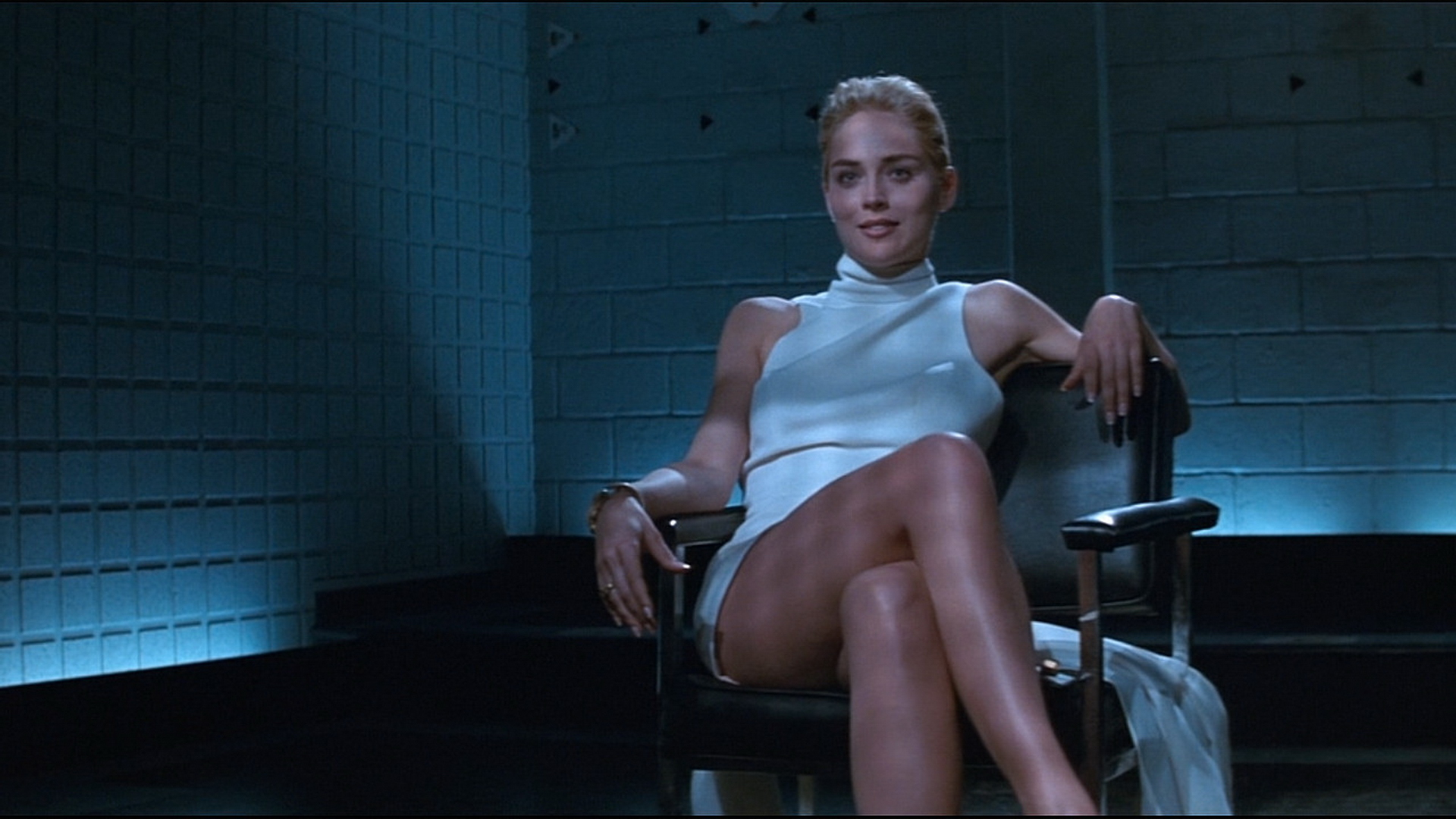 "Sharone Stone: ""Nuda su Playboy per la parte in 'Basic Instinct'"""