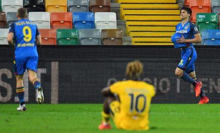 Udinese-Parma 3-2: Pussetto regala i primi punti ai friulani