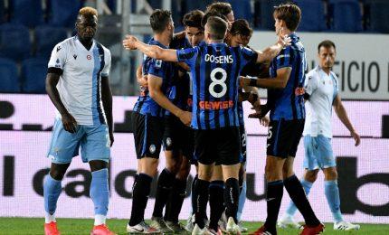 Prova di forza dell'Atalanta all'Olimpico, 4-1 alla Lazio