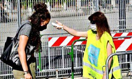Coronavirus, sempre più persone contagiate. Cluster di 26 positivi in un ospedale di Roma