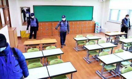 Coronavirus, nelle scuole italiane 5.793 studenti contagiati