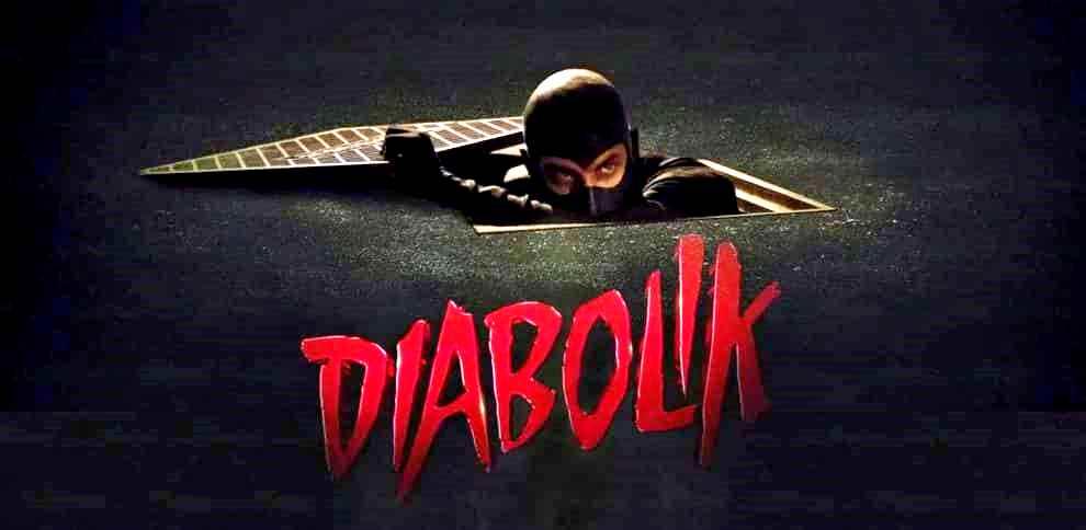 Arriva sugli schermi il primo trailer di 'Diabolik'
