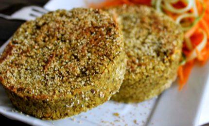 Hamburger di lenticchie, la ricetta veggie