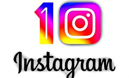 Instagram compie 10 anni e si rinnova: le novità in arrivo