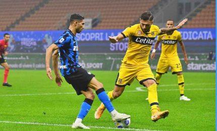 Inter-Parma 2-2, Perisic evita la sconfitta ai nerazzurri