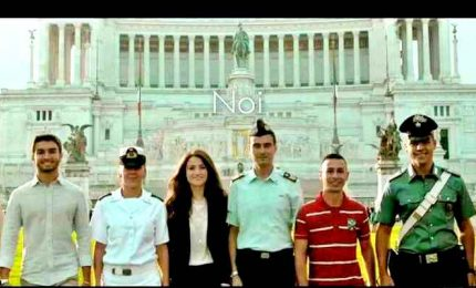 Difesa, lo spot per il 4 novembre: giornata dell'unità d'Italia