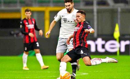 Europa League, il Milan strapazza lo Sparta ed è in testa