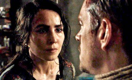 """Noomi Rapace ritrova il suo aguzzino nel thriller """"The Secret""""."""
