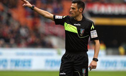 Serie A, Inter-Milan a Mariani e Atalanta-Napoli a Di Bello