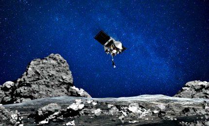 """Missione compiuta per la sonda della Nasa """"Osiris-Rex"""""""
