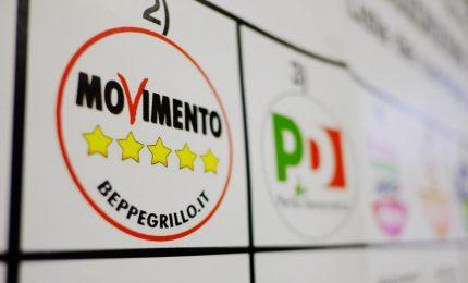 In Campania, coalizione Pd-M5s vince sfida dei sindaci