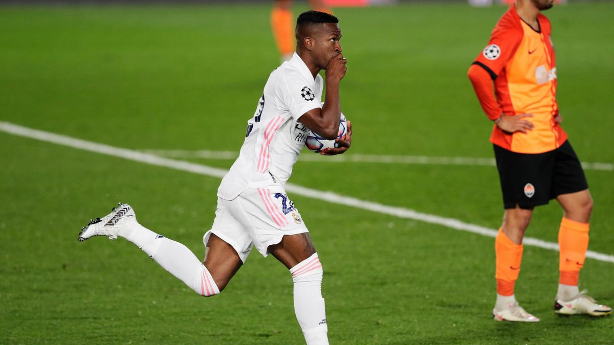 Flop Real in Champions, battuto in casa 3-2 dallo Shakhtar