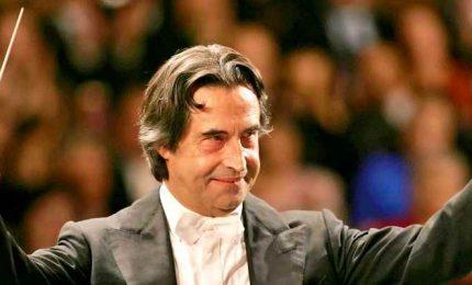 Muti bacchetta Conte: grave chiudere sale concerto e teatri