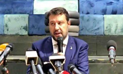"""Gregoretti, giudici convocano Conte-Lamorgese-Di Maio. Salvini: """"Torno a casa tranquillo"""