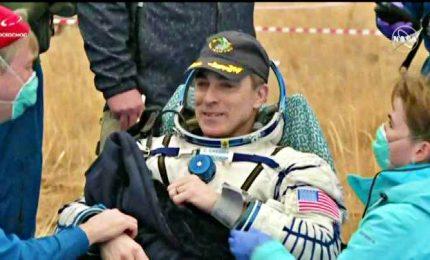 Conclusa con successo la Expedition 63 dell'Iss