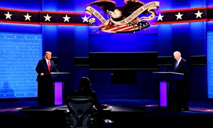 Usa 2020, l'ultimo duello Trump-Biden. Due visioni nettamente opposte