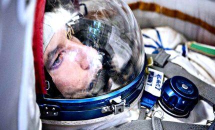 """""""Space Beyond"""", il film sulla missione spaziale di Luca Parmitano"""