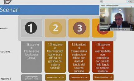 Covid, Brusaferro: 21 indicatori per calcolare fasce di rischio