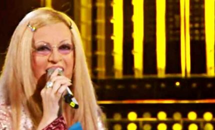 Barbara Cola-Anastacia vince la puntata di Tale e quale show