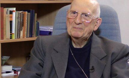 """E' morto a 91 anni il gesuita Bartolomeo Sorge, promotore della """"primavera"""" di Palermo"""