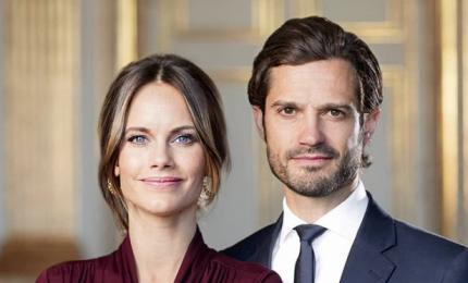 Covid-19, positivi il principe svedese Carl Philip e la moglie