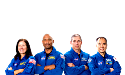 Nasa, equipaggio missione Crew 1 è pronto al lancio