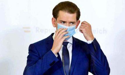 Austria, Kurz annuncia lockdown totale fino al 6 dicembre
