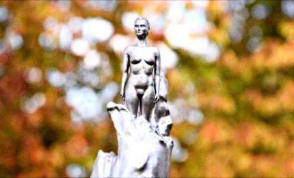 Mary Wollstonecraft nuda? Londra divisa su statua alla femminista