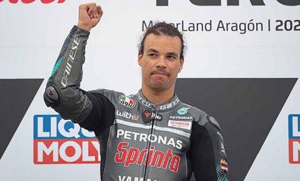 Gp Valencia: vince Morbidelli, titolo mondiale a Mir. Rossi 12mo