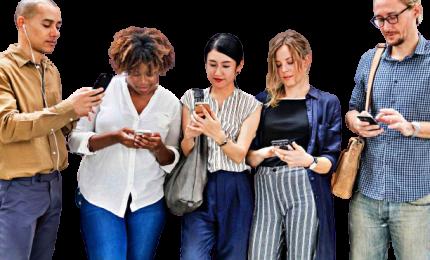 Come lo smartphone interferisce tra genitori e figli