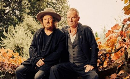 """Zucchero, dal 27 novembre """"September"""": il nuovo inedito con Sting"""