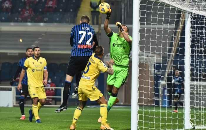 Colpo del Verona, Atalanta battuta 2-0 in casa e sorpassata in classifica
