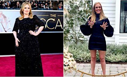 Adele rifiuta 52 milioni di dollari per pubblicizzare diete. Ha perso 40 kg